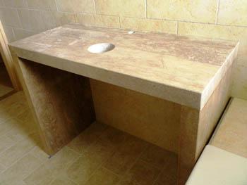 Rivestimenti bagno in marmo a treviso montagner marmi