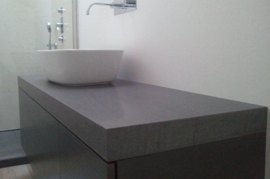 Rivestimenti bagno in marmo a treviso montagner marmi - Soglie in marmo per finestre ...
