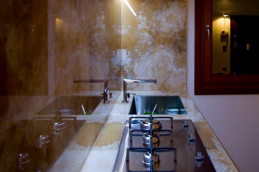 Piani cucina e top in marmo a Treviso | Montagner Marmi
