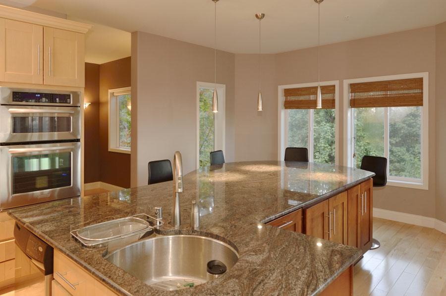 Top cucina in marmo e granito a treviso montagner marmi - Piano cucina marmo ...