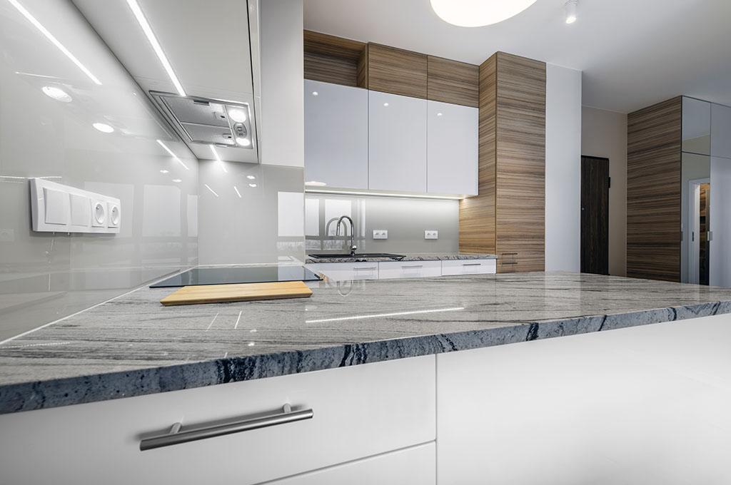 riparazione top cucina in marmo